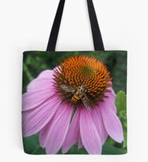 insect & flower Tote Bag
