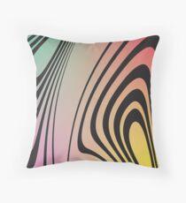 Abstract Gradient No. 4 Floor Pillow