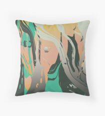 Abstract Marble 3 Floor Pillow