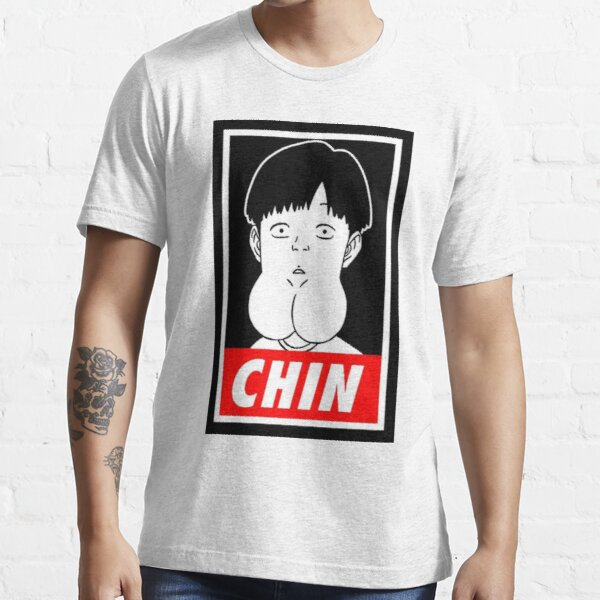 Chin Boy T-shirt essentiel