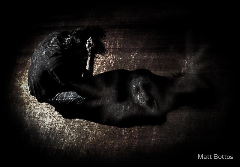 The Consuming Shadow by Matt Bottos