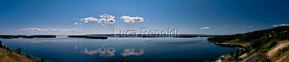 Marble Point Panorama by Luca Renoldi