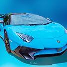 Super Blue by Hawley Designs