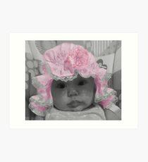 ♥ RIVEN-ADORABLE BABY FACE ♥ Art Print