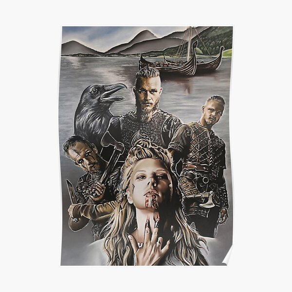 Vikingos Póster