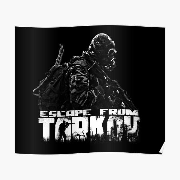 Escape from Tarkov PMC Póster
