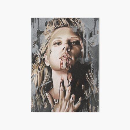 Lagertha Art Board Print