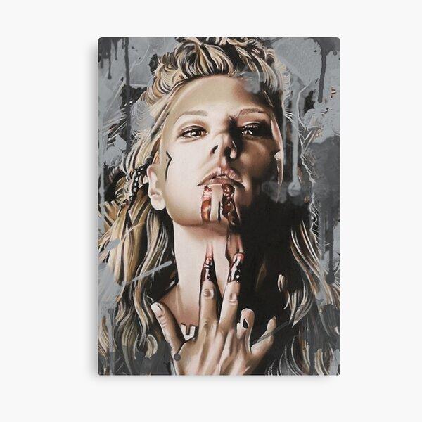 Lagertha Impression sur toile