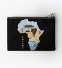 Bolso de mano Safari - África - Aventura - Viajes