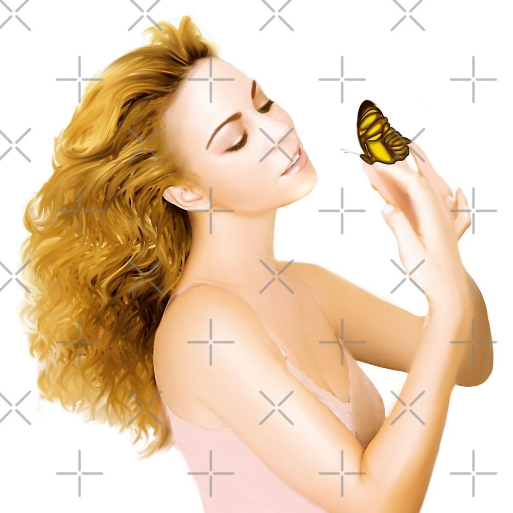 Königin der Schmetterlinge von Ilpiccololupo