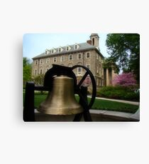The Bell at Old Main Canvas Print