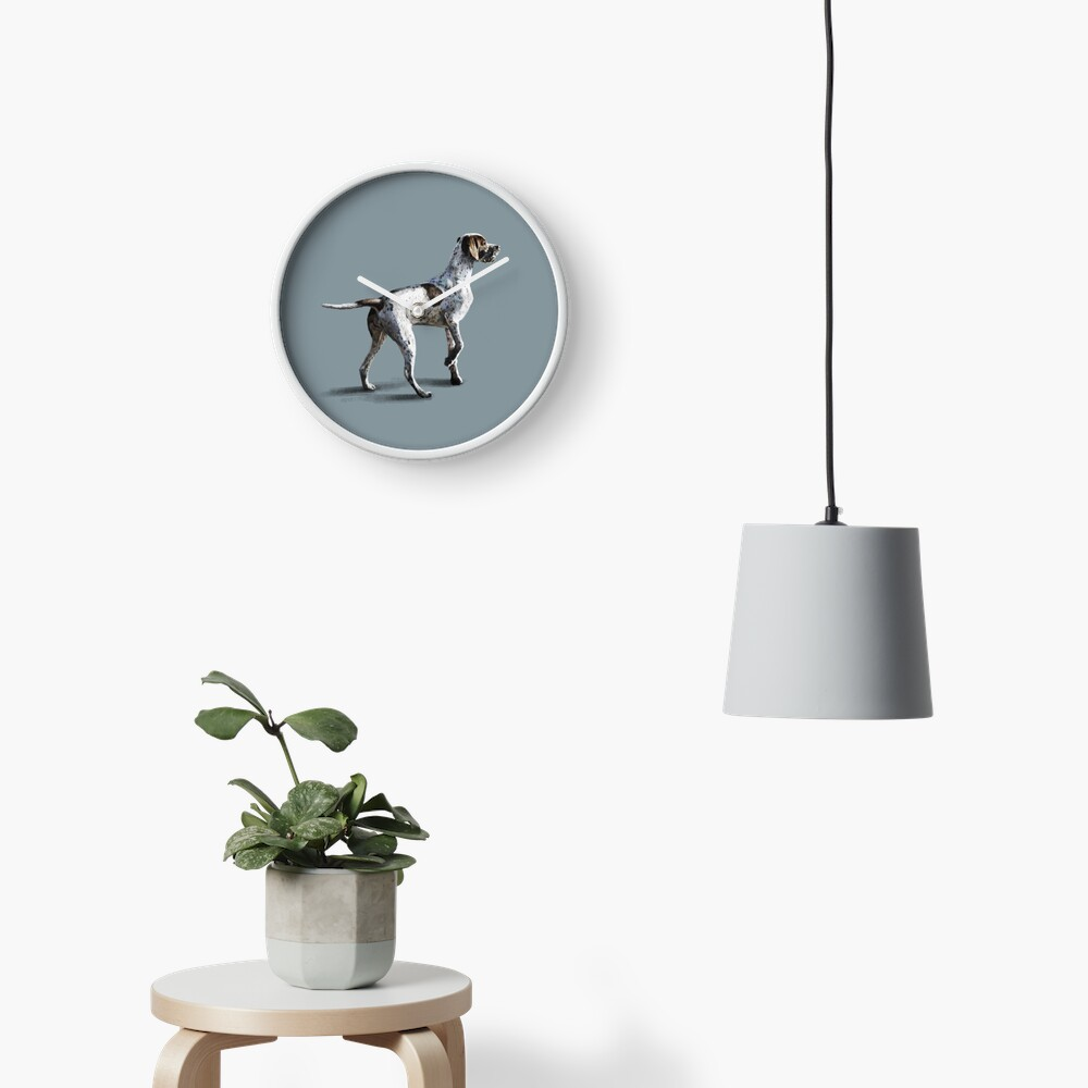 The Pointer Clock