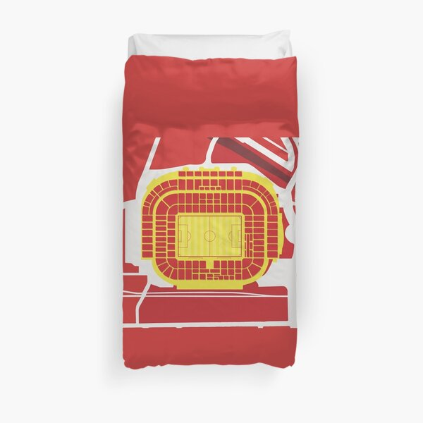 Manchester United Duvet Covers Redbubble