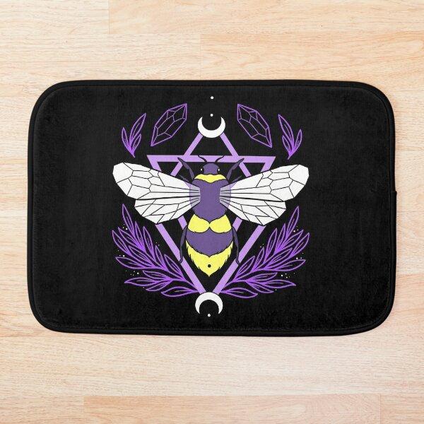 Bee Queen Bath Mat