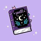 Magical Spellbook by nikury