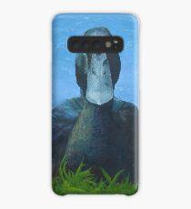 Broody Black East Indie Case/Skin for Samsung Galaxy