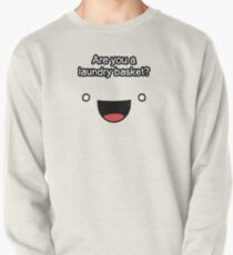 Laundry Basket Pullover Sweatshirt