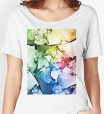 Hiver de Neige Women's Relaxed Fit T-Shirt