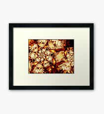 Suspension of Judgment Framed Print