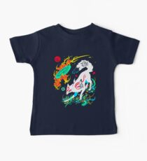 Kami of the Rising Sun  Baby Tee