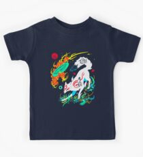 Kami of the Rising Sun  Kids Clothes