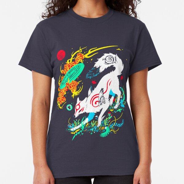 Kami der aufgehenden Sonne Classic T-Shirt