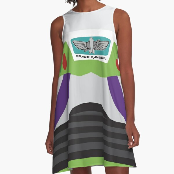 The Space Ranger  A-Line Dress