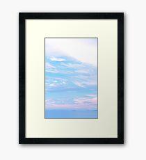 Aloft Framed Print