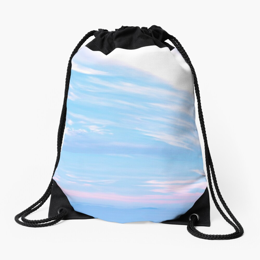 Aloft Drawstring Bag