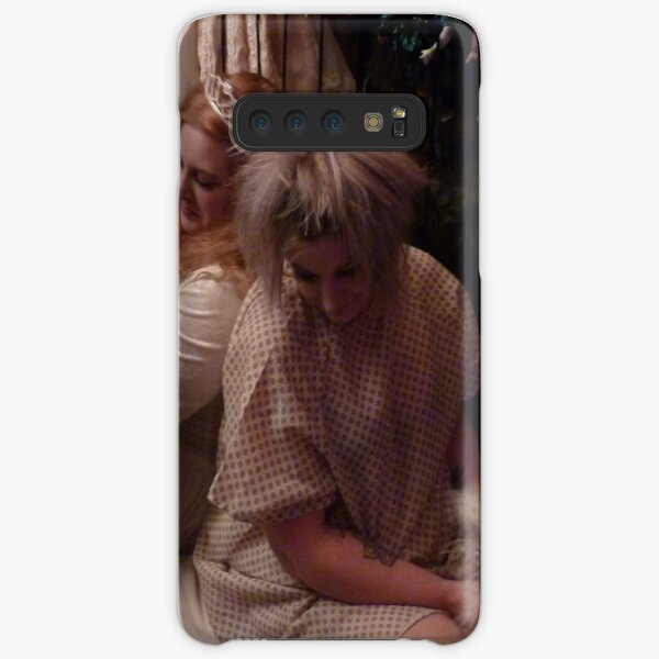 Lady In The Wall Crazy Thing 1 & Crazy Thing 2 Samsung Galaxy Snap Case
