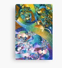 The Sorcerer's Stone Canvas Print