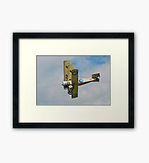Sopwith triplane replica Framed Print