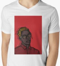 Young Thug Men's V-Neck T-Shirt