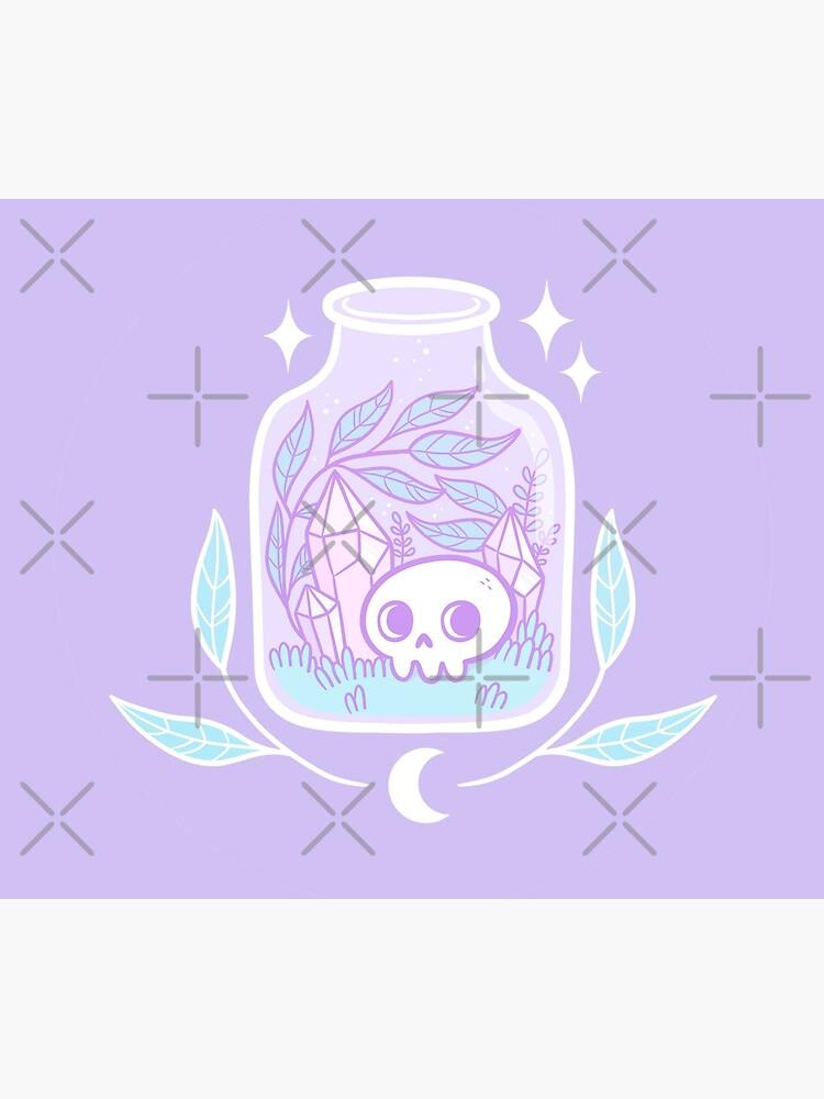Pastel Terrarium by nikury