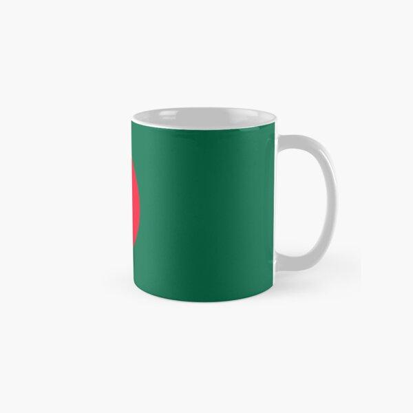 Flag of Bangladesh Classic Mug