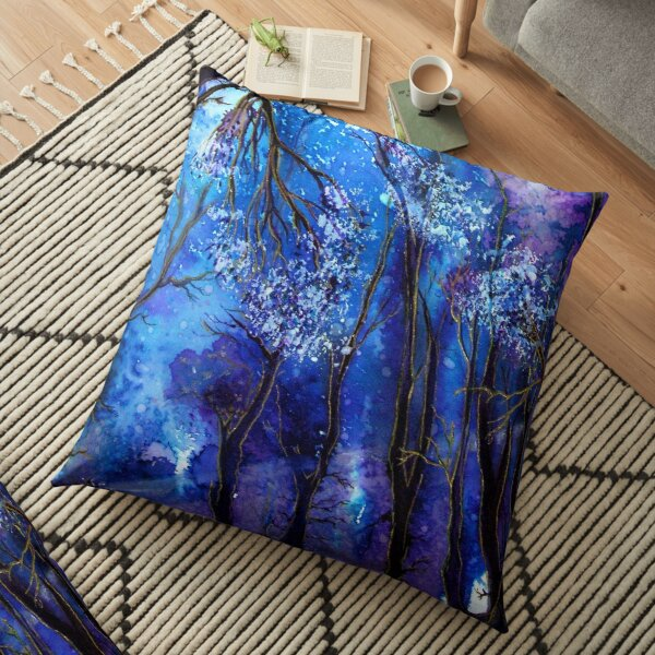 Ray of Hope Floor Pillow