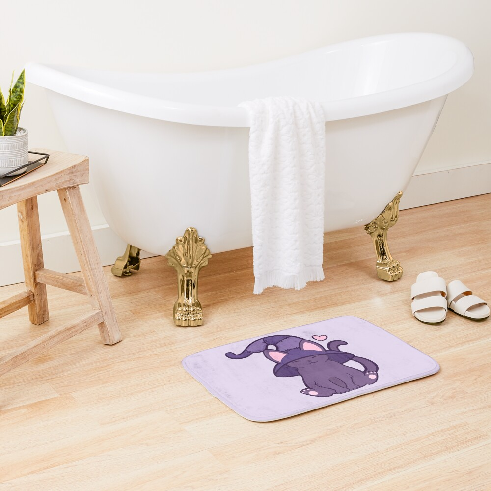 Amor Familiar Alfombra de baño
