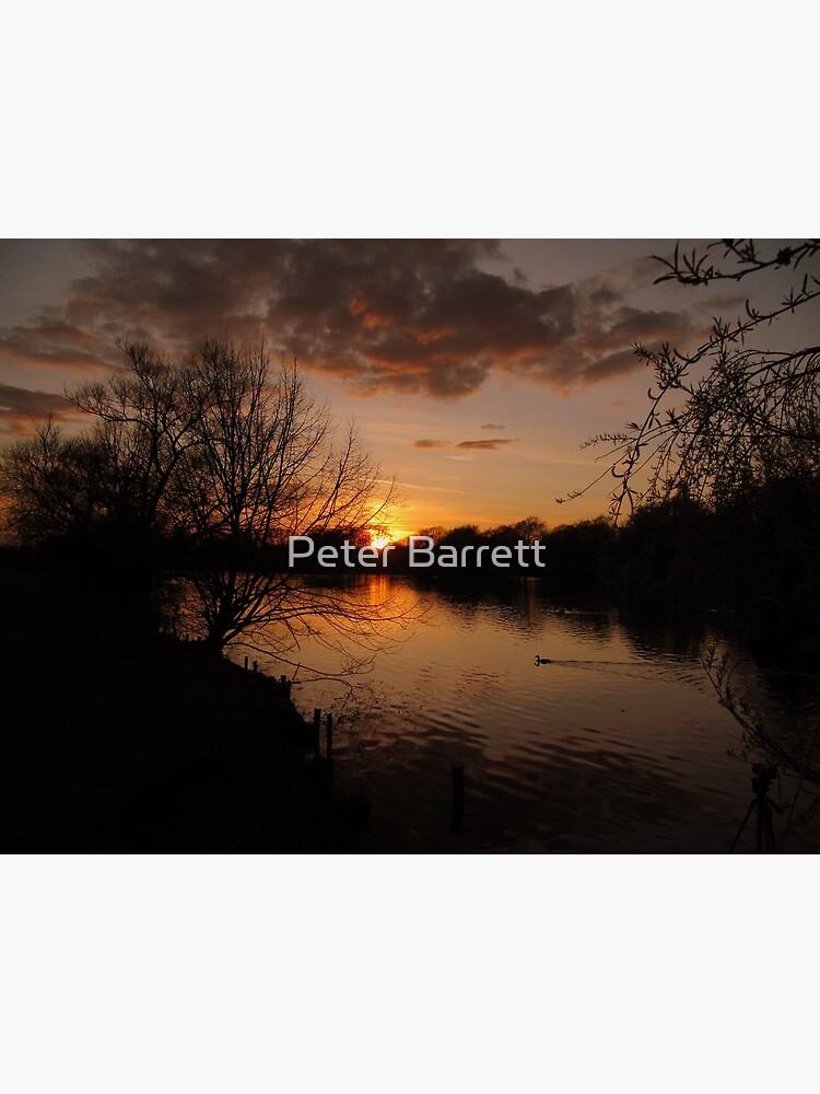 Park Sunset by hartrockets