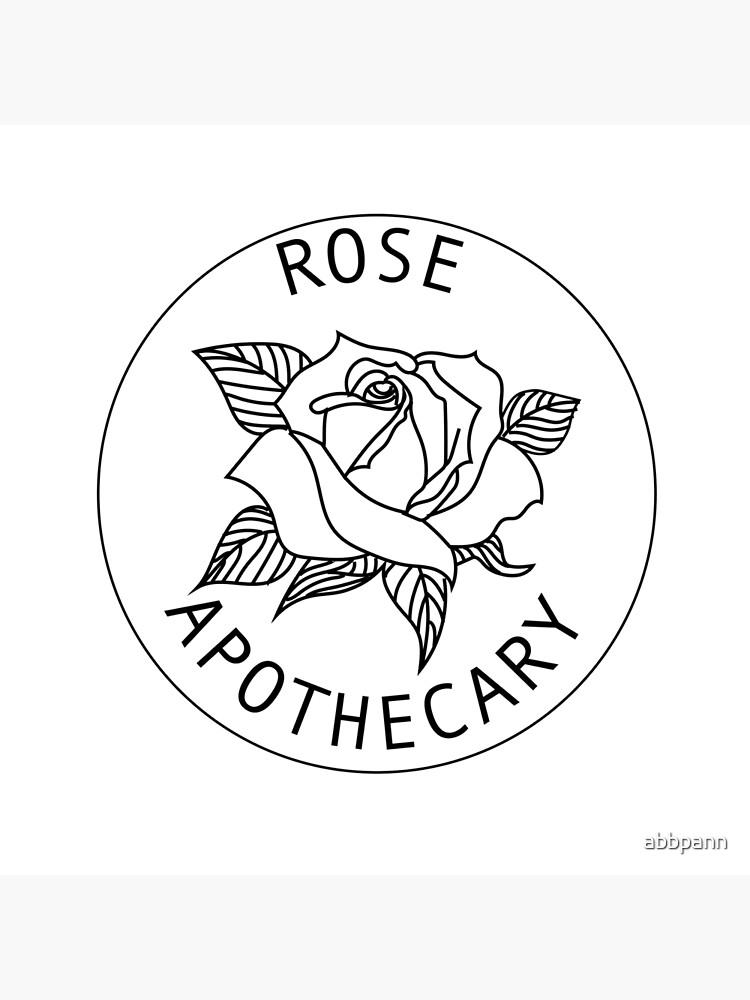 Rose Apothecary - White by abbpann