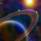 Cygnus X by heavenriver