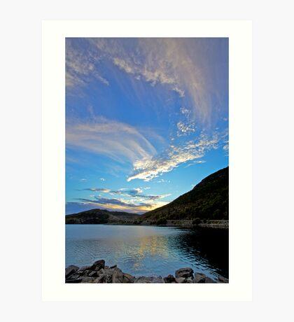 @ @ @  Fiord landscape - Harbak - Norway .Brown Sugar. Views (220) favorited by (5) thanks  ! Art Print