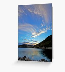 @ @ @  Fiord landscape - Harbak - Norway .Brown Sugar. Views (220) favorited by (5) thanks  ! Greeting Card