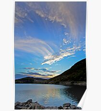 @ @ @  Fiord landscape - Harbak - Norway .Brown Sugar. Views (220) favorited by (5) thanks  ! Poster