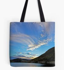 @ @ @  Fiord landscape - Harbak - Norway .Brown Sugar. Views (220) favorited by (5) thanks  ! Tote Bag