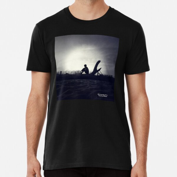 The Pastless Guy in The Shade Premium T-Shirt