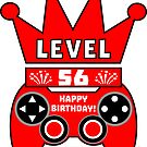 Level 56 Complete by wordpower900