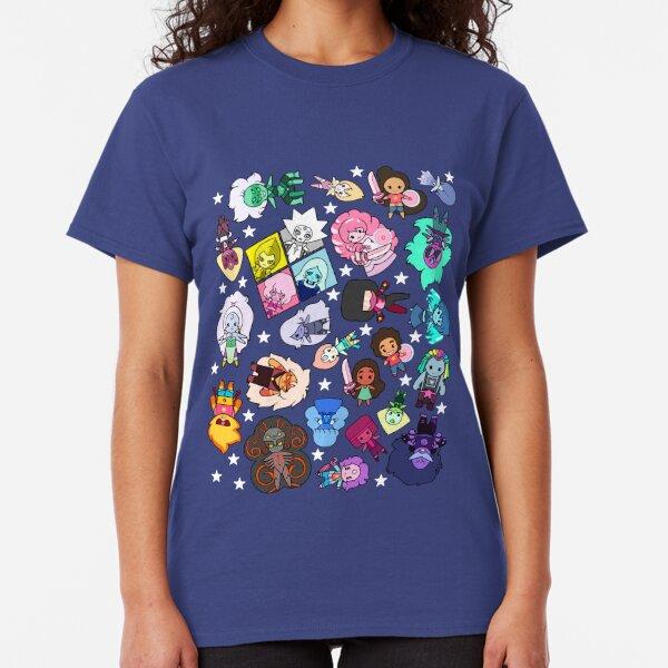 Crystal Gems Classic T-Shirt