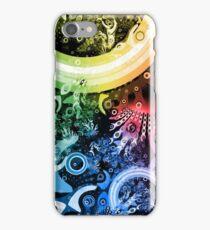 Rainbow Paintbrush iPhone Case/Skin
