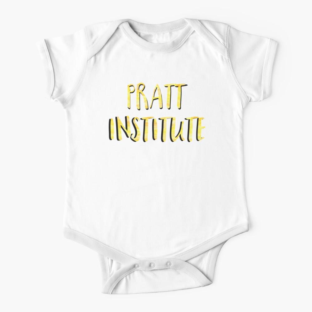 Pratt Institute  Baby One-Piece