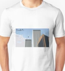Hold back the clouds Unisex T-Shirt